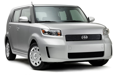 Scion xB Exterior