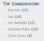 Top Commentators