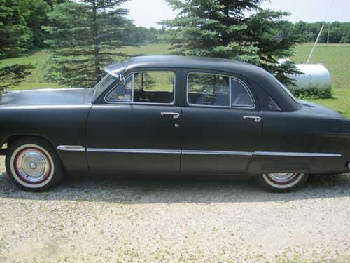 1950 Ford Custom Profile View