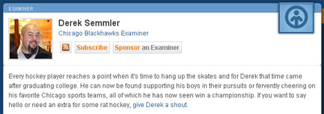 Chicago Blackhawks Examiner