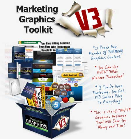 Marketing Graphics Toolkit v3