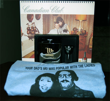 Movember Prize Package