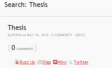 Thesis 301 Redirect Search Results
