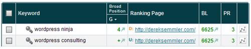 WordPress Ninja Rank Tracker